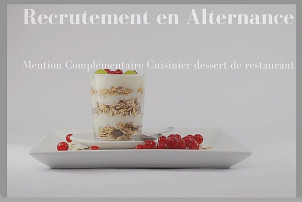 recrutement en alternance mention compl mentaire cuisinier dessert de restaurant h f greta. Black Bedroom Furniture Sets. Home Design Ideas